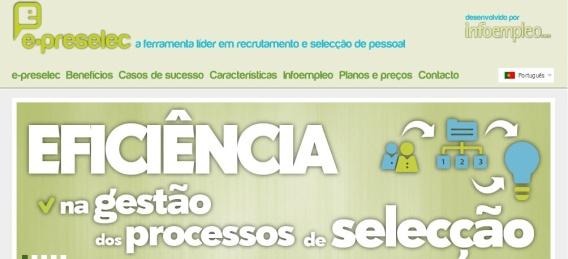 ePreselec Portugues