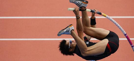 Atleta japones