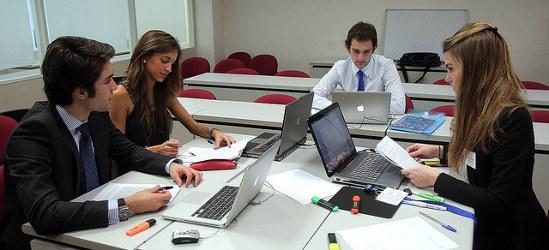 Empresas de estudiantes