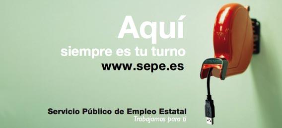 Programa PREPARA Servicio Público de Empelo