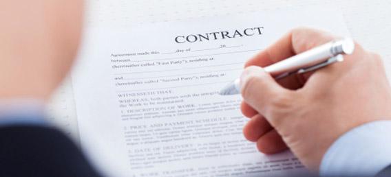 Consejos para negociar un contrato