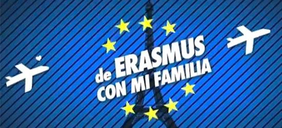 De Eramus con mi familia