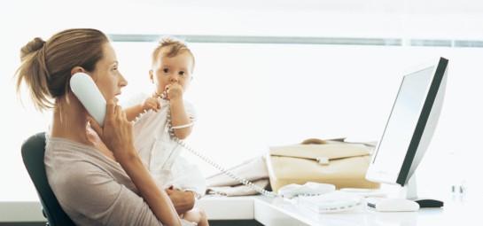 incorporación maternidad