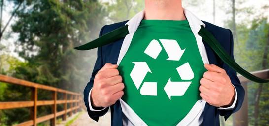Ser verde en la empresa