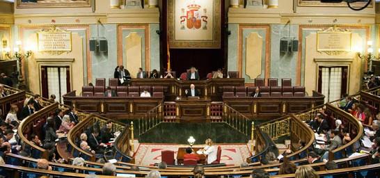 Becas para hacer prácticas en el Congreso 2016
