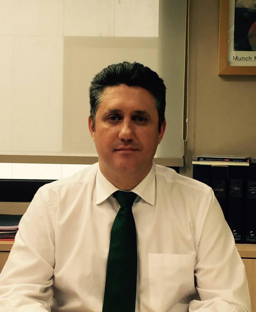 Javier Vega, Responsable de Srvicios de Selección, Movilidad y Atención al Empleado de Grupo Gas Natural Fenosa
