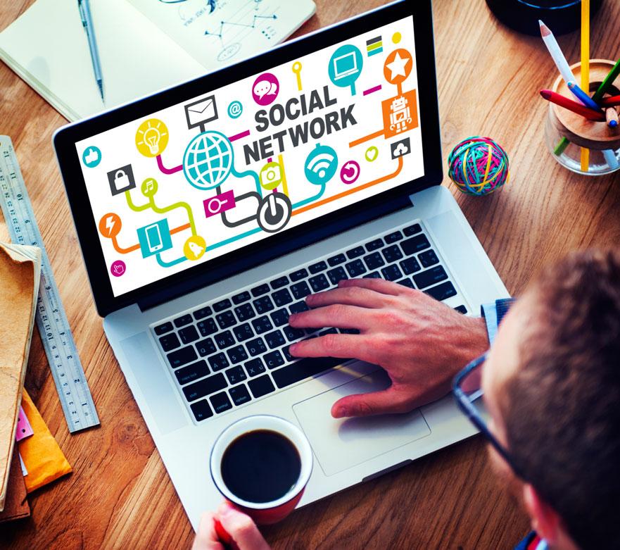 گزارشات شبکه های اجتماعی