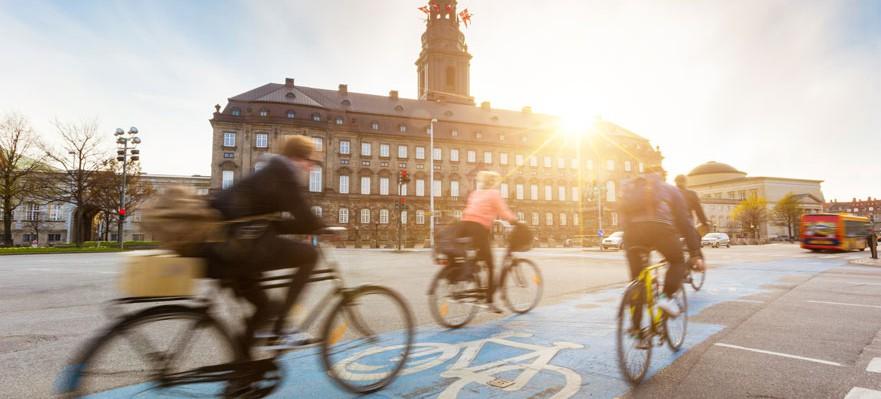 Trabajar en Dinamarca