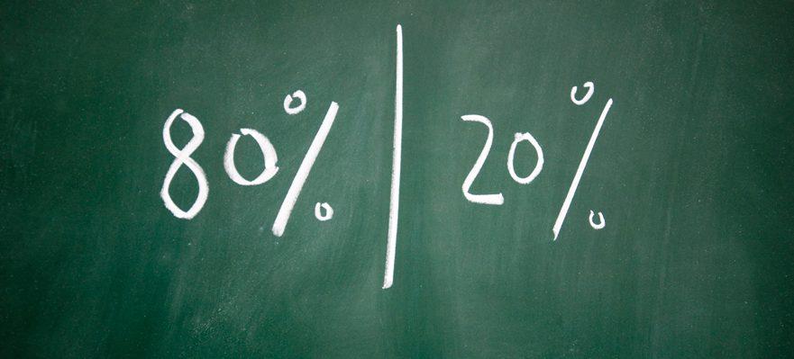 Ley de Pareto y cómo ser más eficiente reclutando