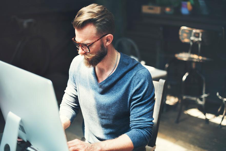 negocio on-line