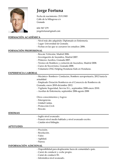 Hacer Curriculum Vitae Online Chile