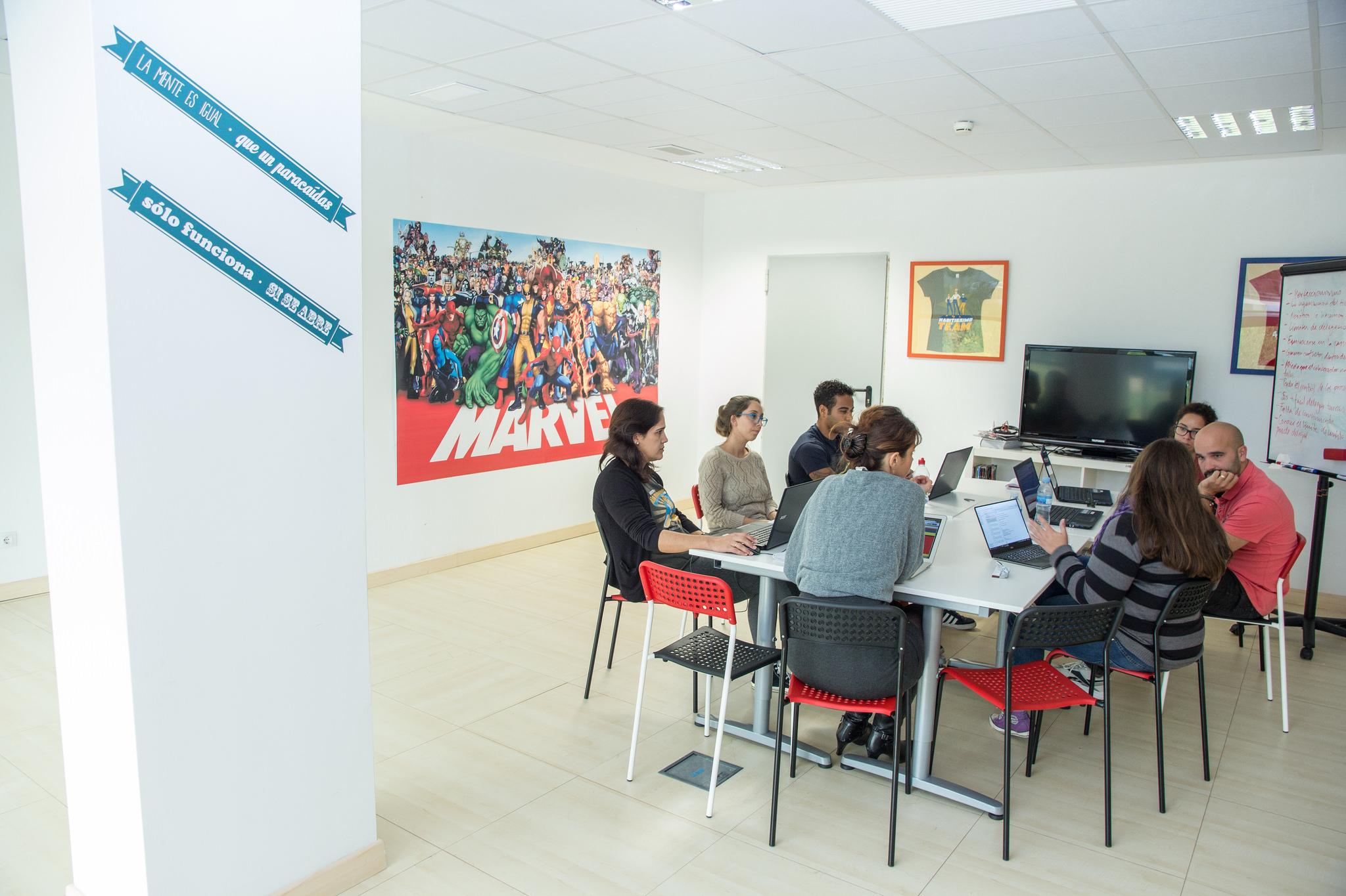 Habitissimo y sus oficinas