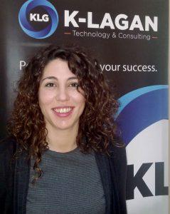 Anna Rey Directora de RRHH K-LAGAN
