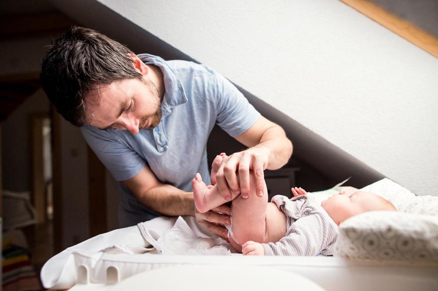Se amplía permiso de paternidad