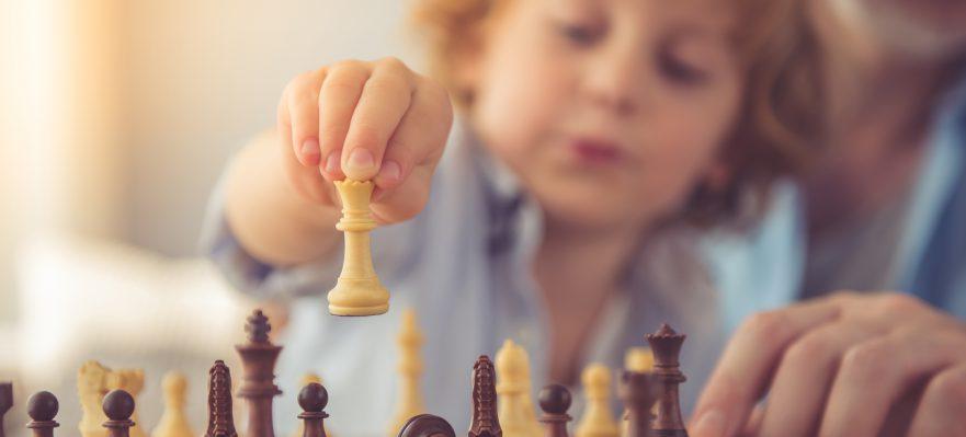 ajedrez infantil