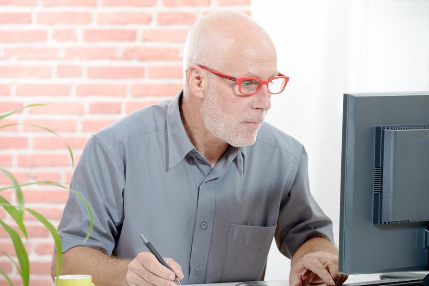 Trabajo mayores 50 años