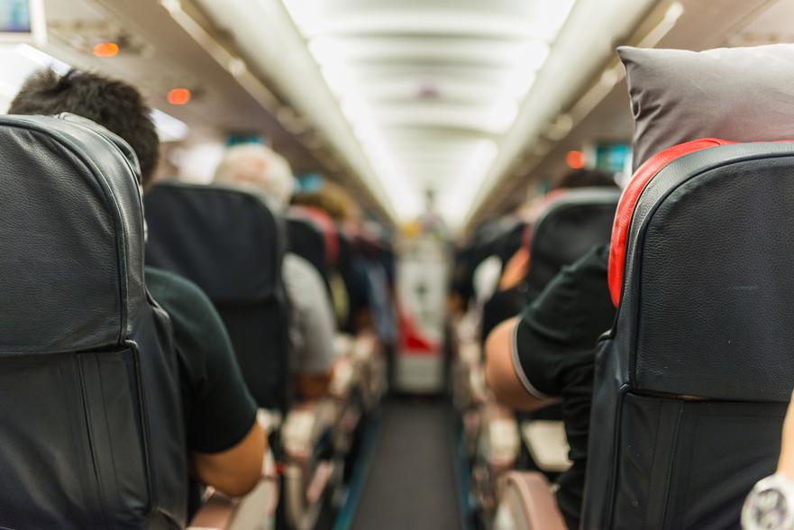 azafato de vuelo
