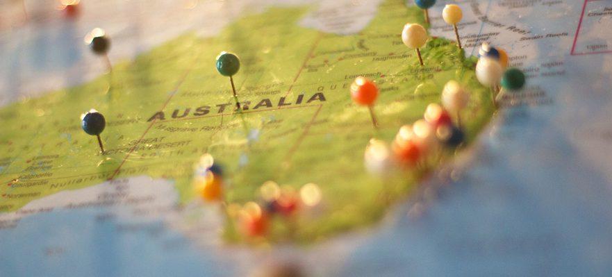 Trabajar en Australia