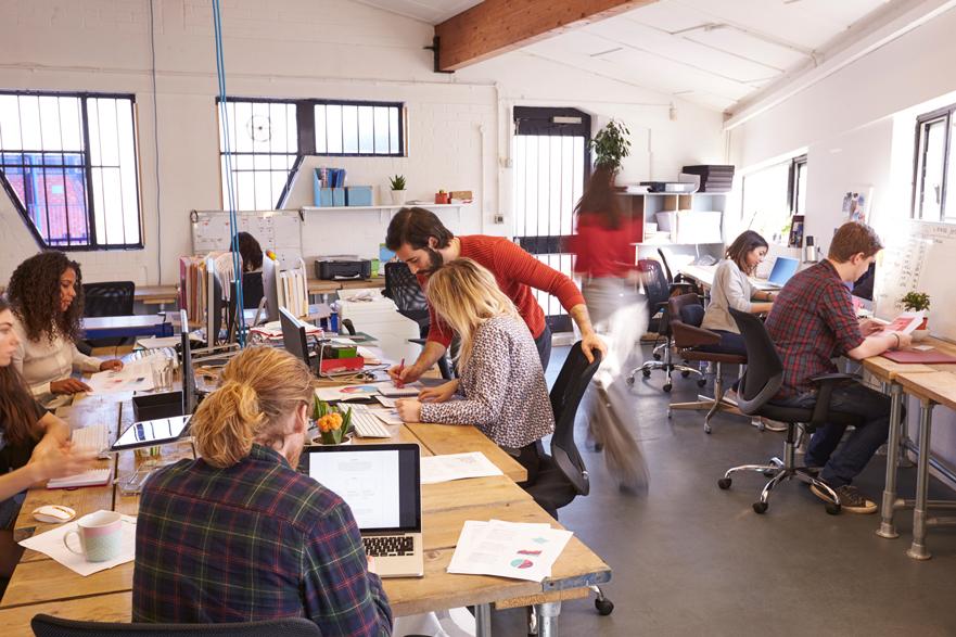 El empleo aumenta seis puntos entre los jóvenes entre 25 y 29 años