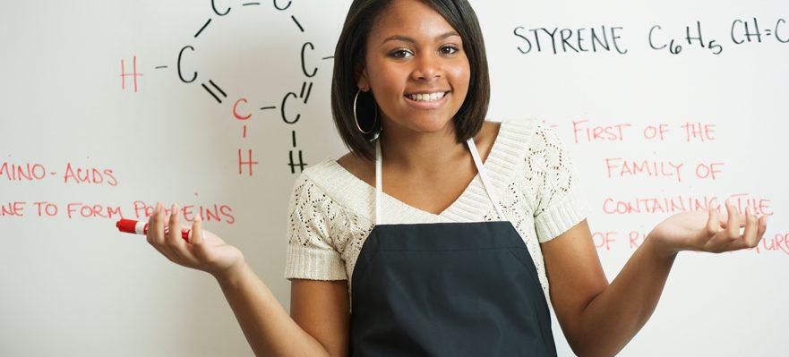 Faltan modelos femeninos en las STEM