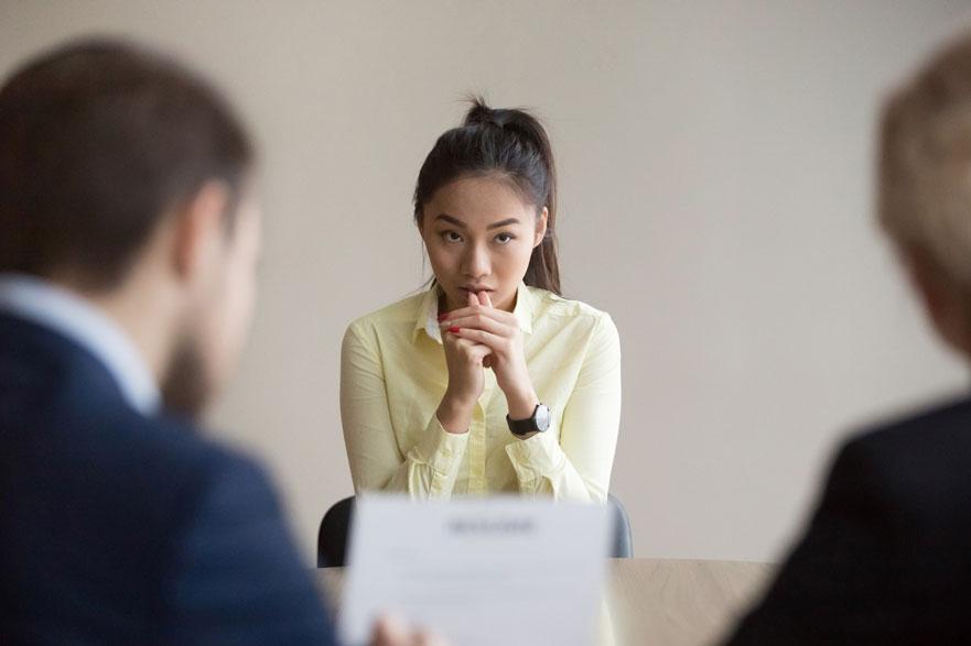 Tuempleo_Puntos débiles en una entrevista de trabajo
