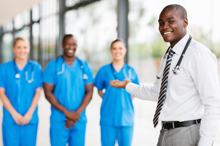Director de centros de salud