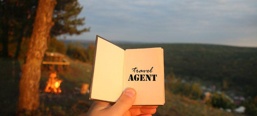 Encontrar trabajo como agente de viajes
