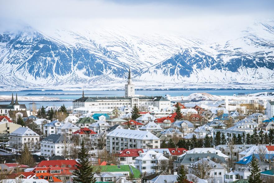 Encontrar trabajo en Islandia
