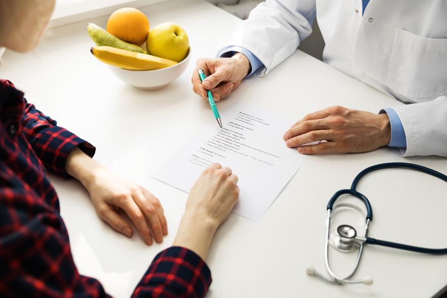 Empleo en Salud: Nutricionista
