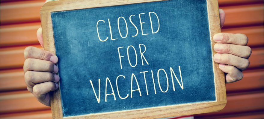 organizar vacaciones emprendedores