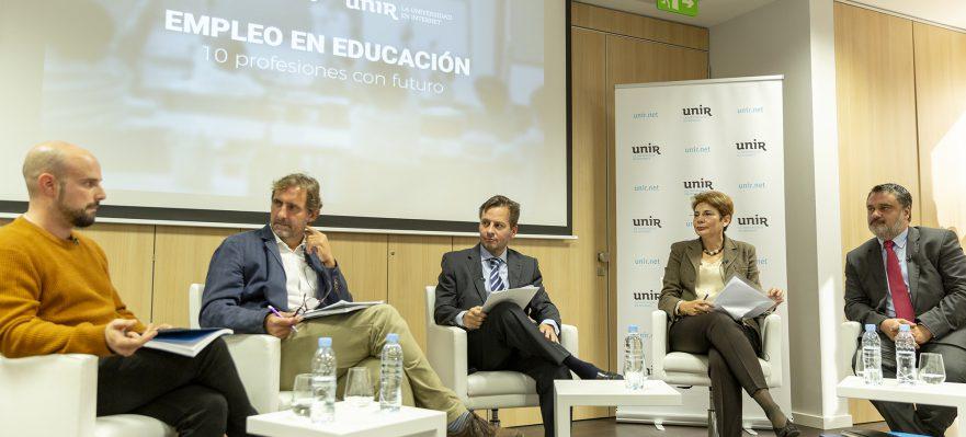 informe empleo en educación
