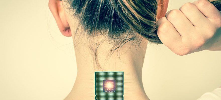 Microchips en los empleados