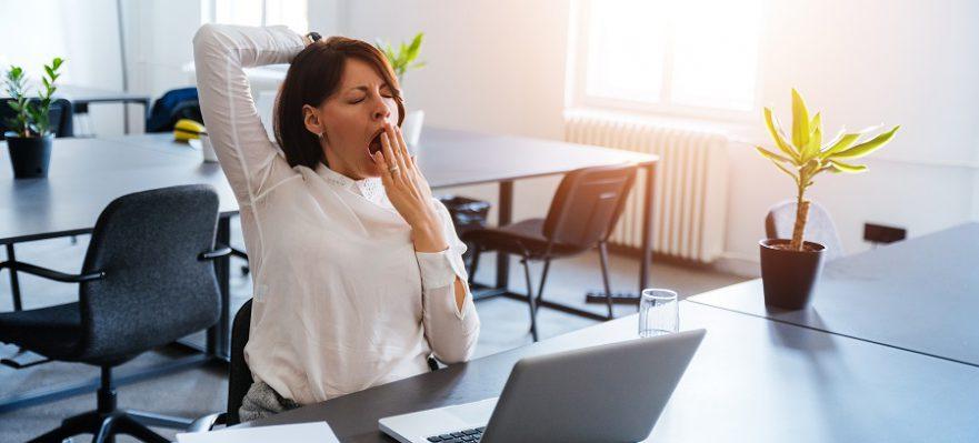 Rompe con la monotonía en el trabajo