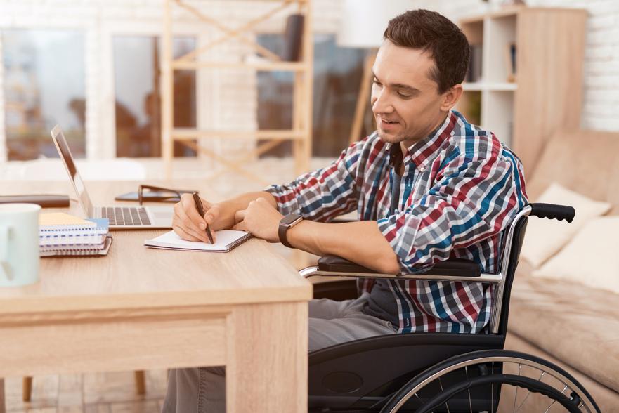 ¿Cuál es el salario de las personas con discapacidad?