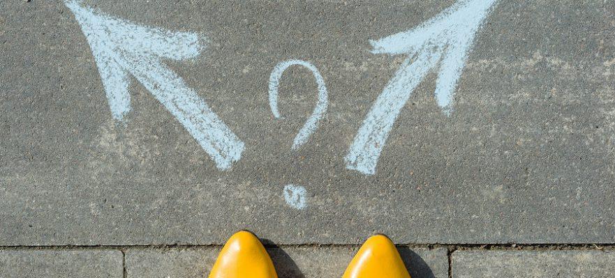 tomar decisiones sobre la búsqueda de empleo