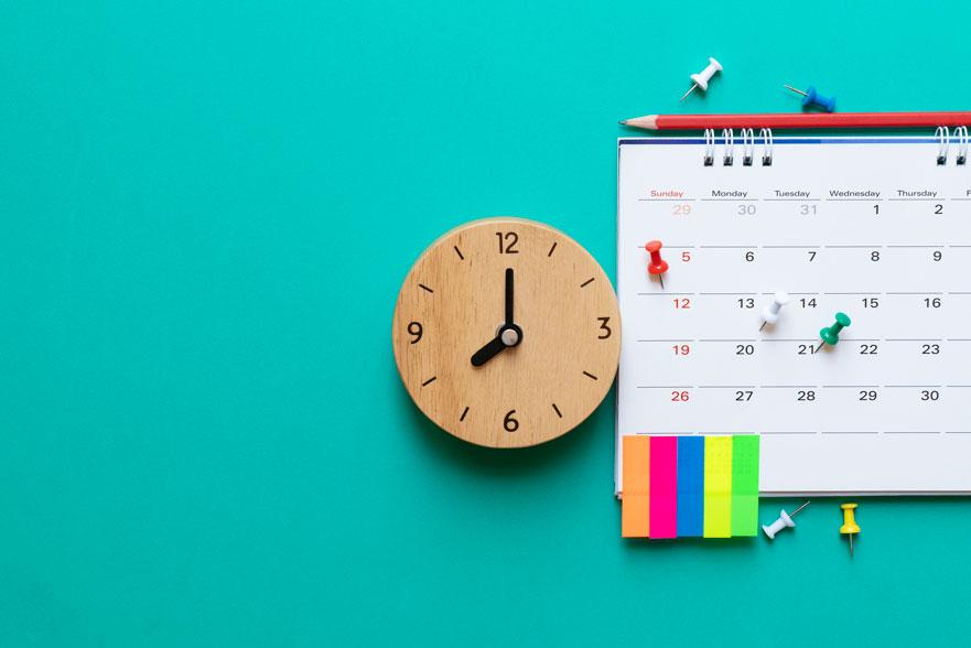 Cómo gestionar tu tiempo