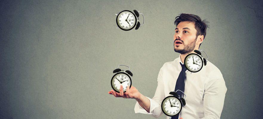 Aprender a gestionar el tiempo