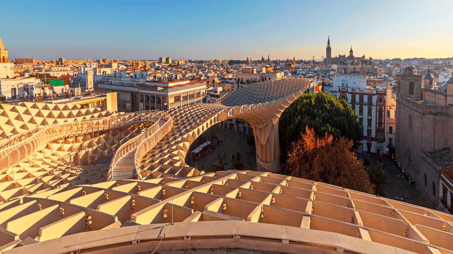 Encontrar trabajo en Sevilla