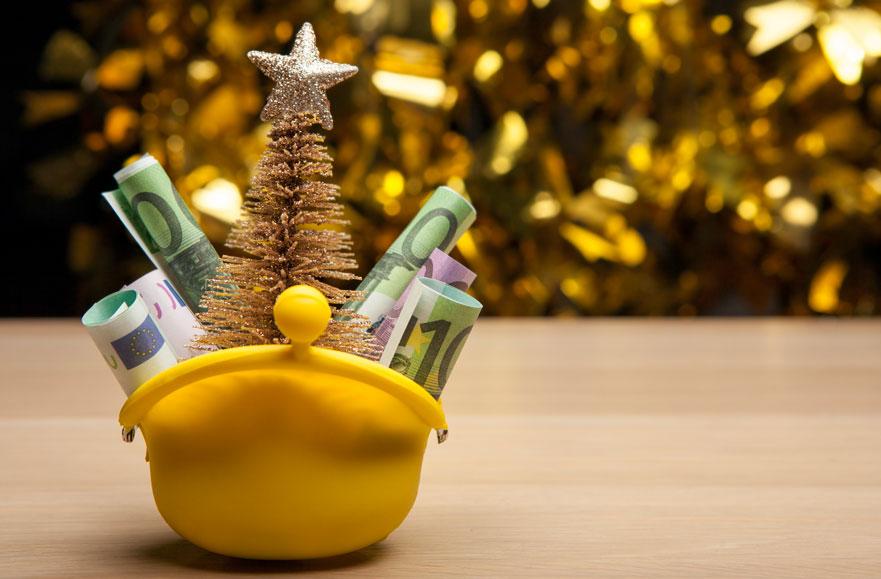Cómo calcular la paga extra de Navidad que me corresponde