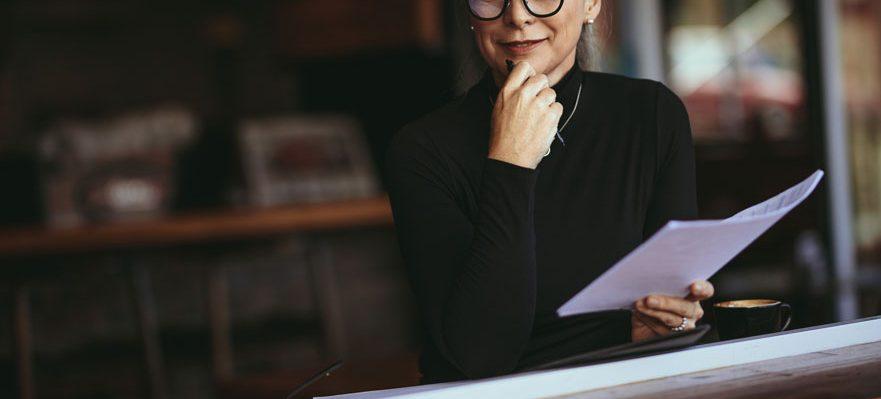Hacer un currículum para perfiles senior