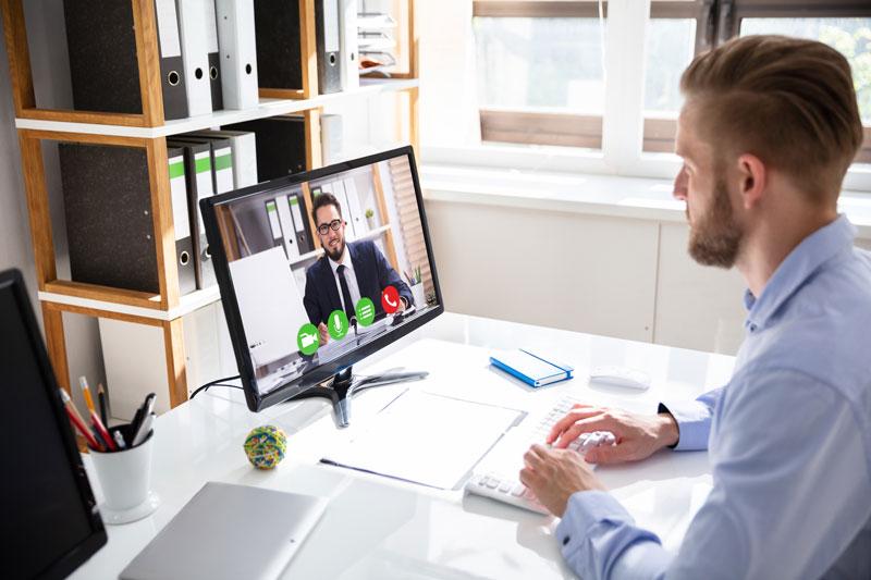 TuEmpleo-reuniones de trabajo por videoconferencia