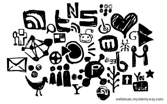 Hand_Drawn_Social_Media_Shapes_by_WebTreatsETC