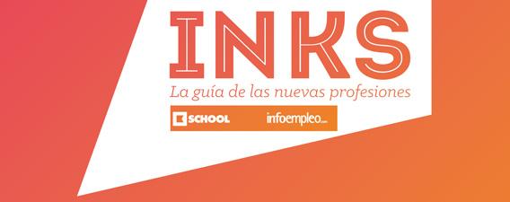 Descarga la Guía INKS de Nuevas Profesiones