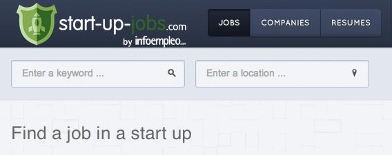 Portal de empleo para emprendedores