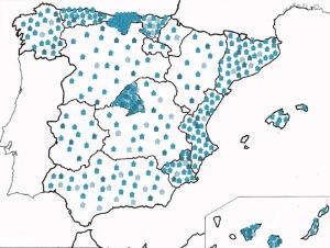 Fuente: Los servicios que prestan los viveros de empresas en España. Fundación Funcas