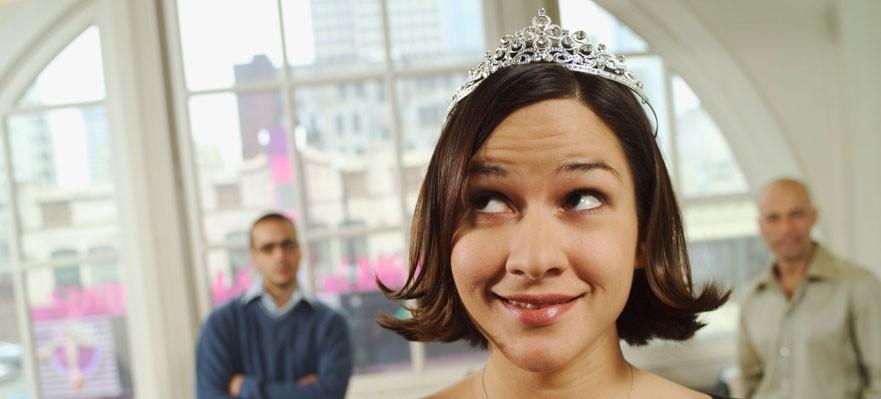 síndrome de la tiara