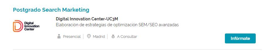 Aprende a elaborar estrategias de optimización SEM/SEO avanzadas