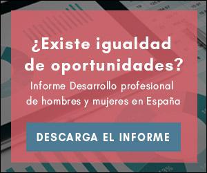 informe sobre igualdad de oportunidades entre hombres y mujeres en España