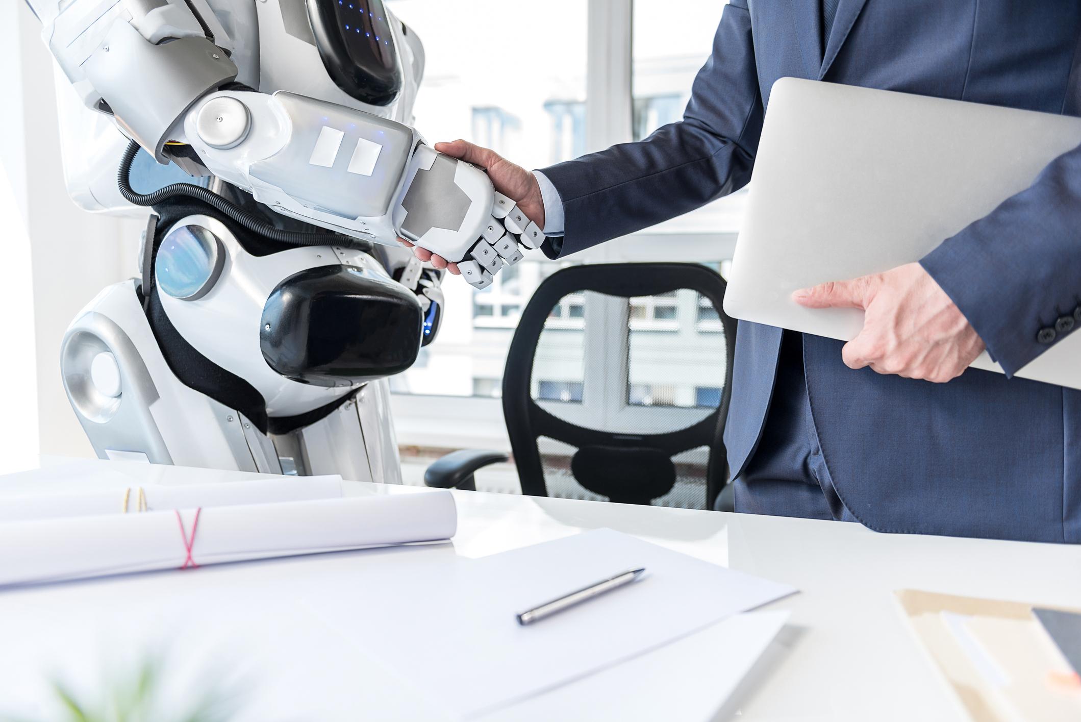 tendencias de 2018 en el empleo: robótica