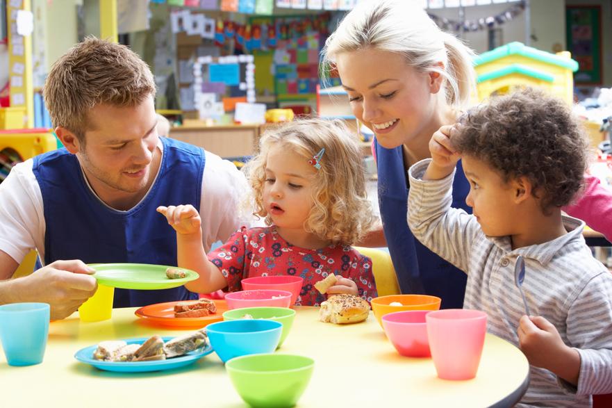 Educación infantil y guarderías